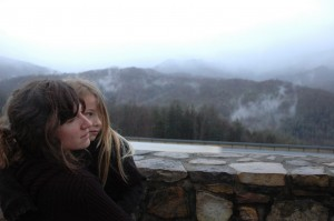 Appalachian Mountain Pass March 2010