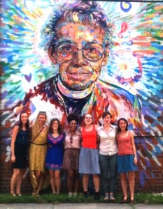 pauli murray project