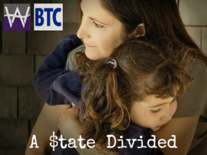 A state divided