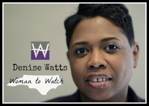 Denise Watts - Woman to Watch