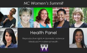 Summit health panelists